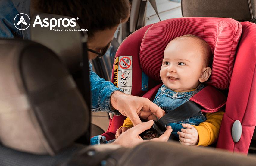 Consejos para conducir con niños pequeños